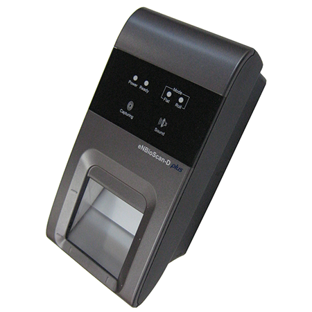 eNBioScan-D Plus Dual Fingerprint Scanner