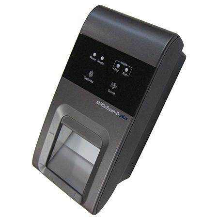 eNBioScan-D Plus Dual Fingerprint Scanner