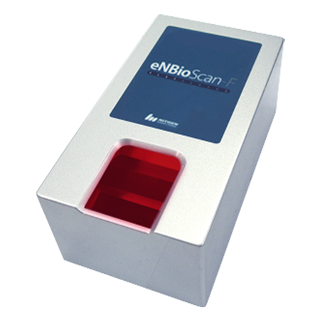 eNBioScan-F Dual Fingerprint Scanner