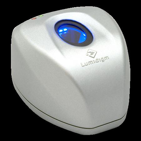 lumidigm fingerprint scanner v302