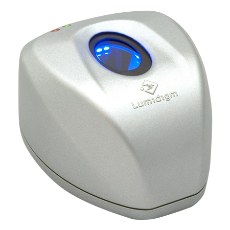 Lumidigm V302 Fingerprint Scanner