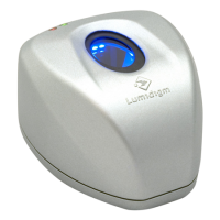 Lumidigm V311 Fingerprint Scanner