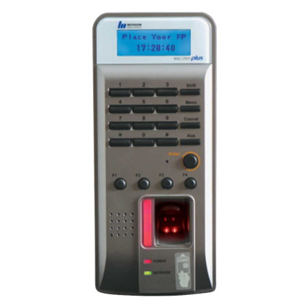 nitgen access control nac 2500 plus