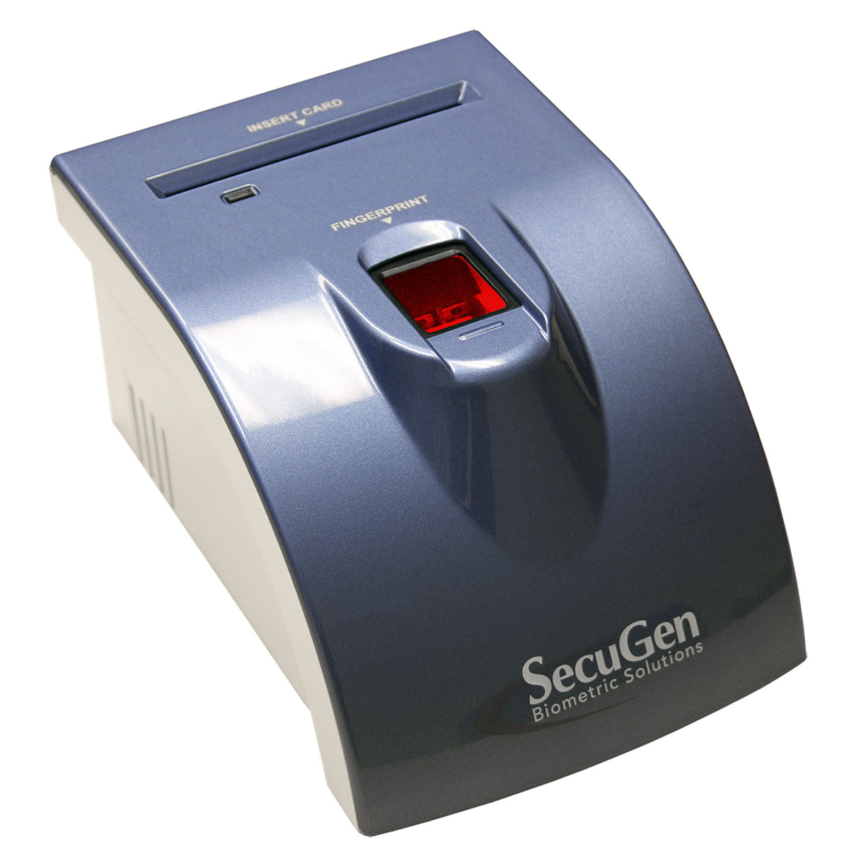 SecuGen iD-USB SC Fingerprint Scanner with Card Reader