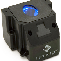 lumidigm v300 multispectral biometric sensor