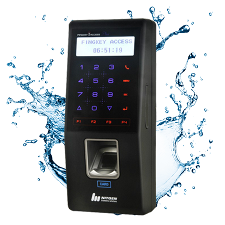 access-control-system-waterproof