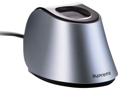 Suprema BioMini Scanner with Optical Sensor