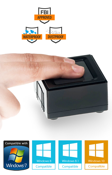 watson mini biometric fingerprint scanner