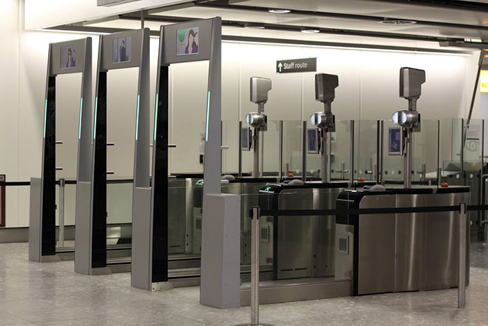 Biometric Access at Heathrow