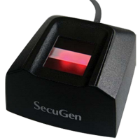 SecuGen Hamster Pro USB Fingerprint Reader