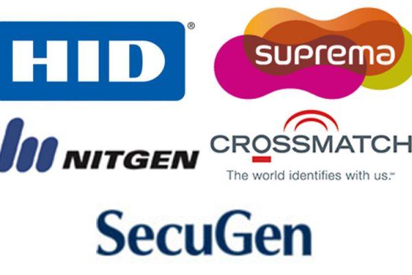 Top Five Biometric Hardware Manufacturing Companies