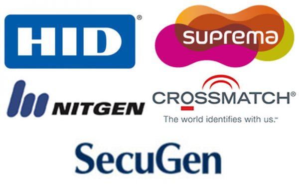Biometric Hardware Manufacturing Companies