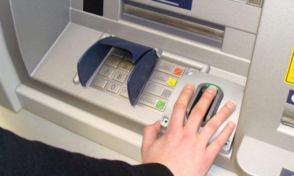 Biometric ATMs