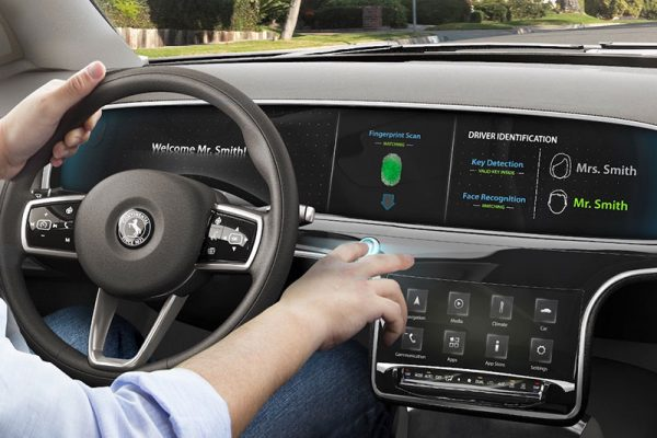 Automotive Biometrics