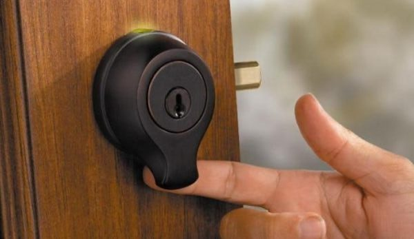 Fingerprint Based Home Security