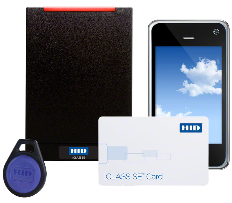 HID Global Seos Card