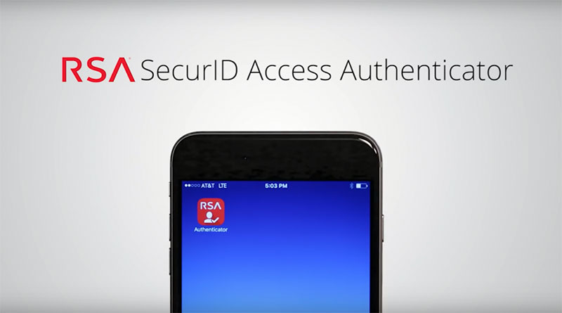 RSA SecurID authenticator tools