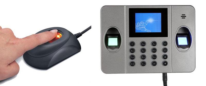 Types of Fingerprint Scanners