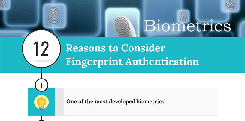 12 Reasons to Consider Fingerprint Authentication