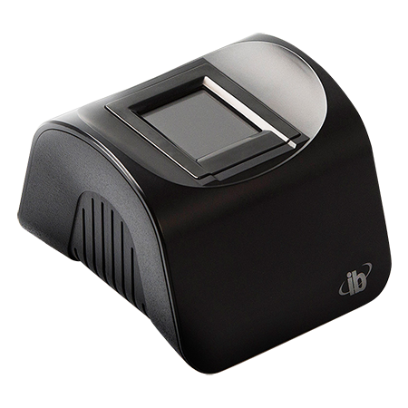 columbo fbi certified fingerprint scanner
