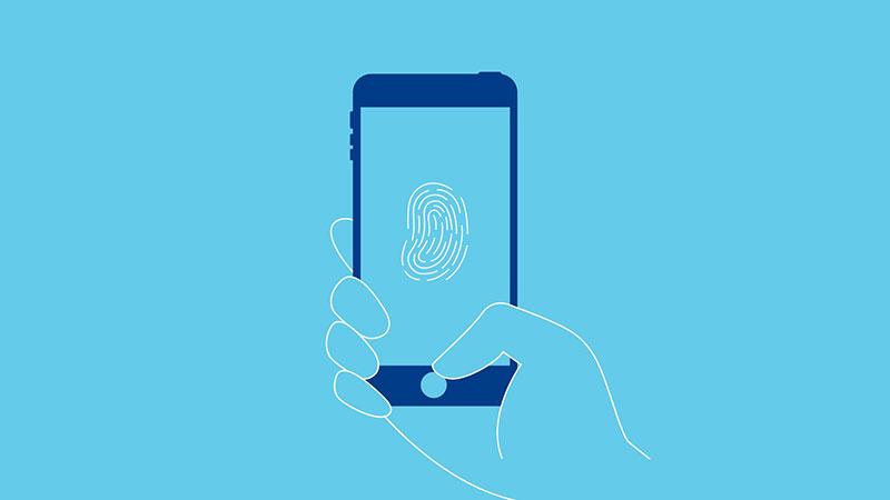 Fingerprint Sensors on Phones