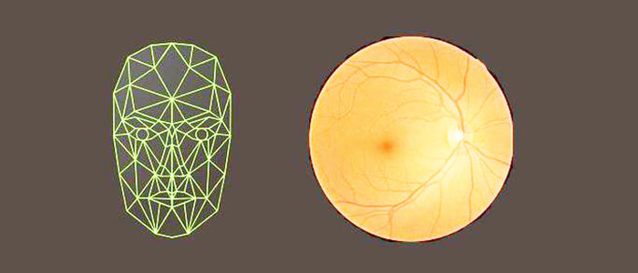 Retina vs. Face Biometrics