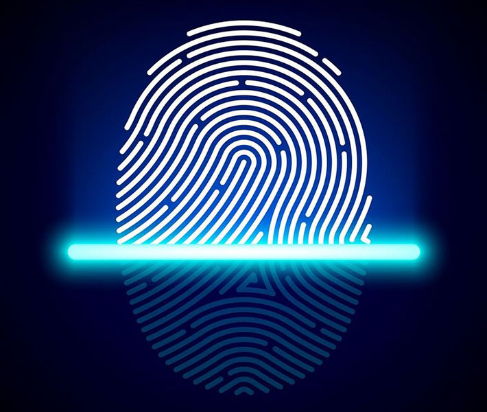 extract fingerprint characteristics