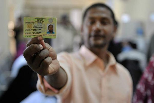 nigerian national electronic identity card (e-id)