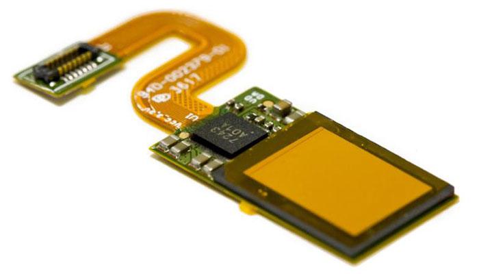 synaptics fingerprint sensor