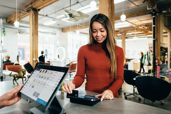 biometric authentication changing payment