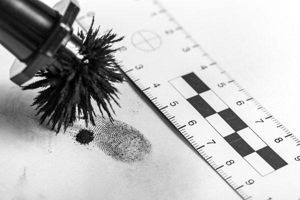 forensic latent fingerprint matching