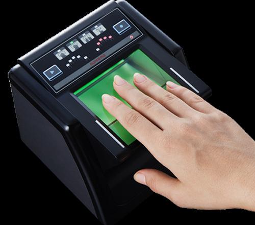fingerprint-enrollment-scanner