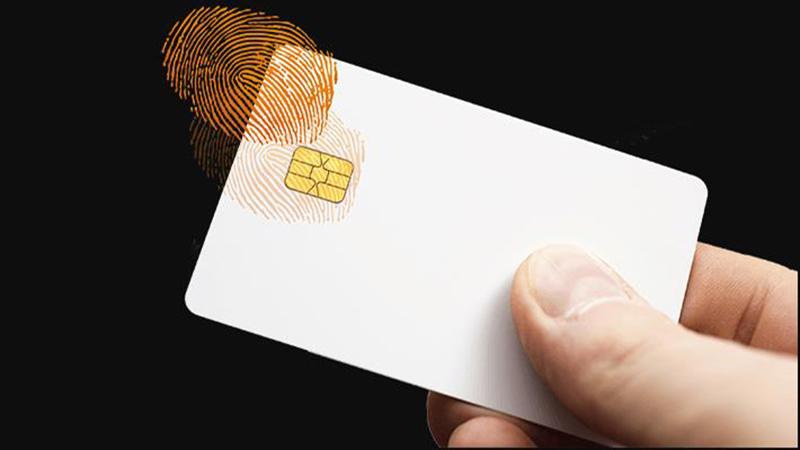 biometric smart card