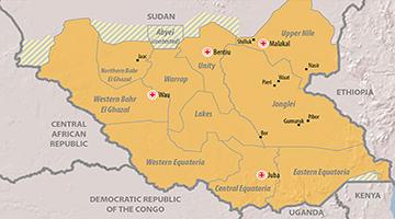South Sudan Using Bayometric Solution for Employee Attendance