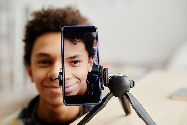 biometrics in social media