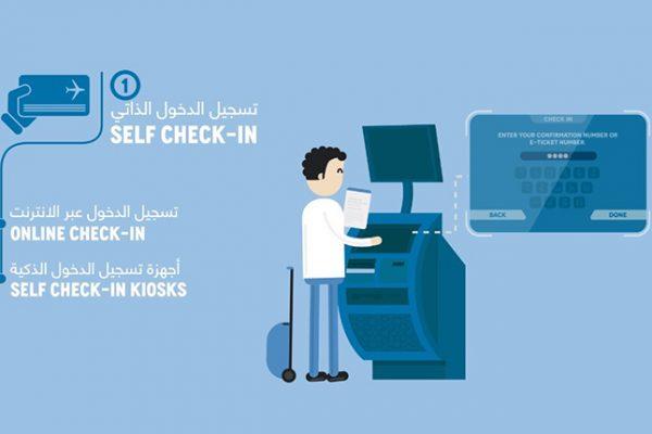 biometric self-service kiosk