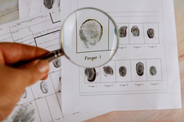 fingerprint background check