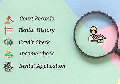 different tenant screening process
